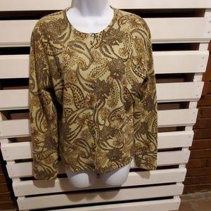 CAROLE LITTLE sweater....            #258